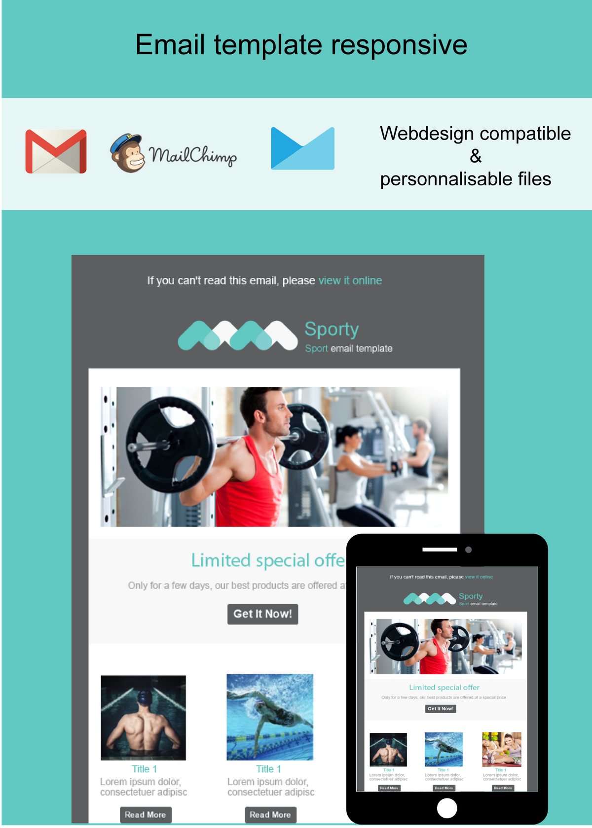 template email